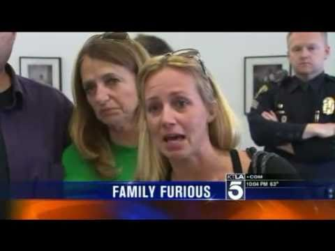 Tyranny USA -- Unarmed Man Shot Dead By Police While Watering Neighbor's Lawn