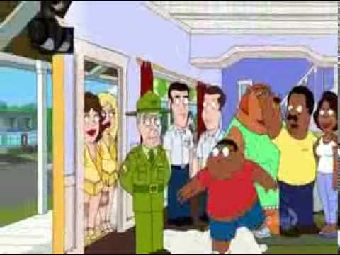 Cleveland Show 911 Inside Job FOX