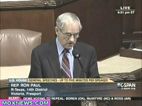 "Ron Paul Explains How Americans Can ""ONCE AGAIN Become The Standard For A Free Society"""