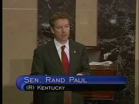 Sen. Rand Paul Supports Repeal of Obamacare