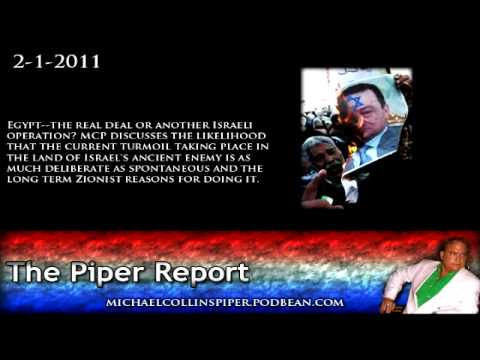 Egypt the Real Deal or another Israeli Operation - Piper Report