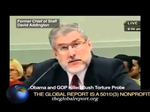 Obama Blocks US Torture Probe