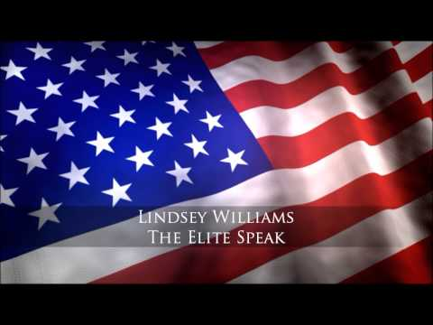 Lindsey Williams The Elite Speak HD Full Length 58 Minutes