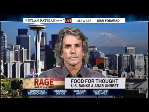 Did the Economy Cause Unrest in the Arab World: Dylan Ratigan Show