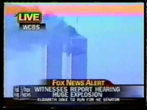 Fox News 9/11 Coverage:  8:53 a.m. - 1:18 p.m.