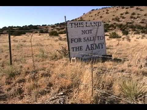 ARMY wants 7,000,000 Acres in Colorado