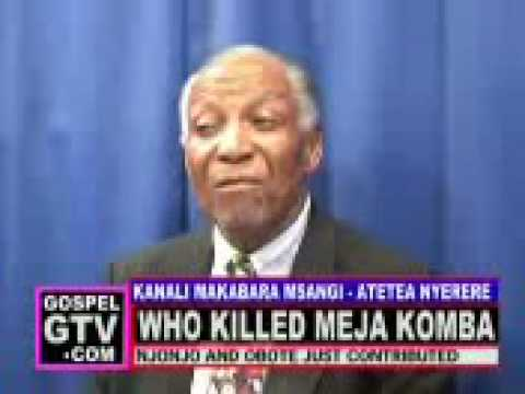 YES CCM  KILLED KOMBE(WHAT!)
