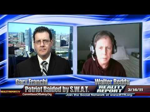 ALERT: Patriot Raided by SWAT Under Patriot Act
