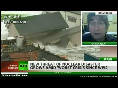 Global Government News - Exclusive :: Japanese Earthquake/ Tsunami Coverage :: March 14, 2011 Parts 1 & 2