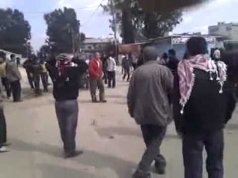 Syrian Troops Open Fire On Protesters, 20 Reported Killed