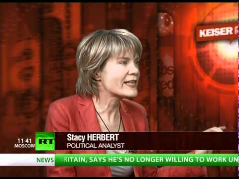 Keiser Report: Food Stamp Army (E134)