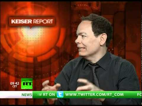 Keiser Report: Virtual Pigs Eat Dirty Cash (E135 ft. Alex Jones)