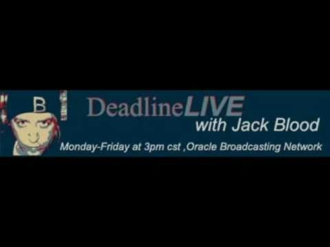Impeach Obama over Libya, Prof Bolye tells Jack Blood on Deadline Live