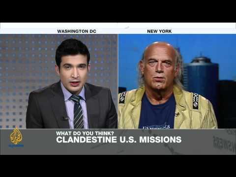 Riz Khan - Jesse Ventura: Clandestine US missions
