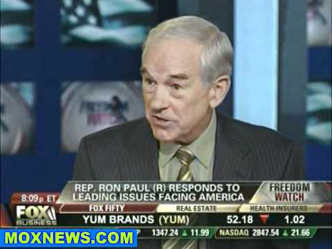 Ron Paul on Freedomwatch 4/26/11