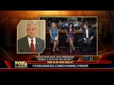 Election 2012: Barack Obama 42%, Ron Paul 41%