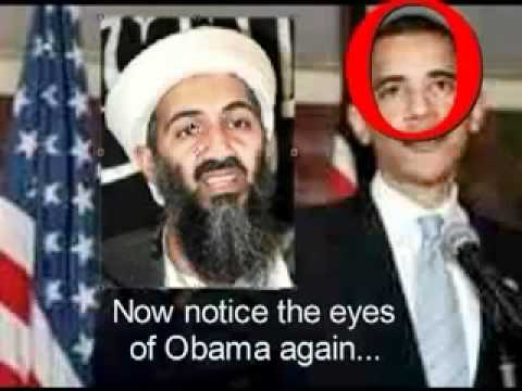 Barack Obama really is Osama bin Laden proof here At New World Order Press