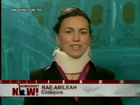 "Rae Abileah of CodePink on Disrupting Netanyahu's Congress Speech: ""He's the Main Obstacle to Peace"""