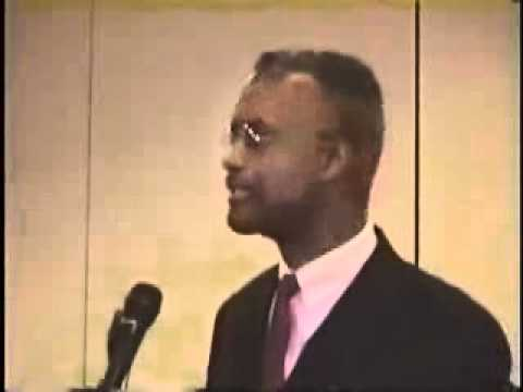 The Jewish Role in the African Slave Trade - Lecture by Dr Tony Martin