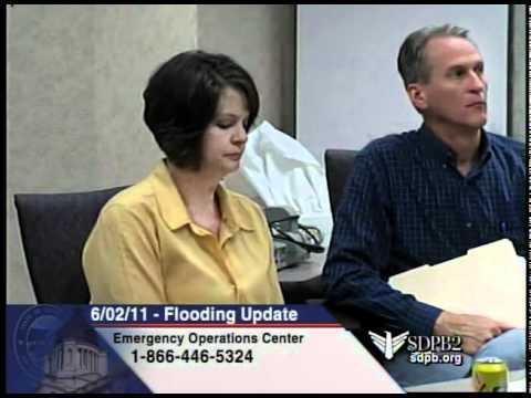 Missouri River Flood Briefing - 2 June 2011