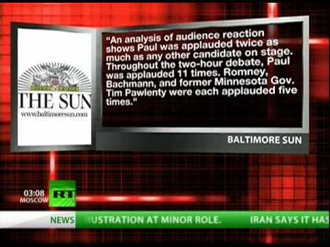 Communist News Network hates Ron Paul?