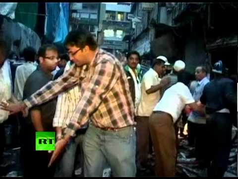 Mumbai Blasts: Video of deadly India IED attack on Zaveri Bazaar