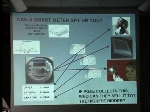 The Dark Side of 'Smart' Meters