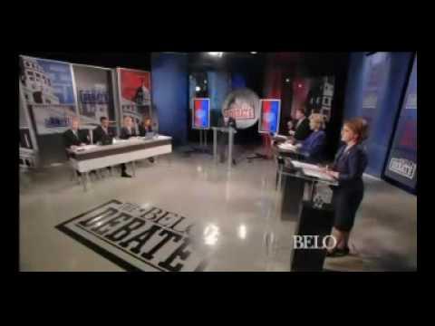 "Rick ""Bilderberg"" Perry - The slippery master debater - Debating in public - 01/29/10"