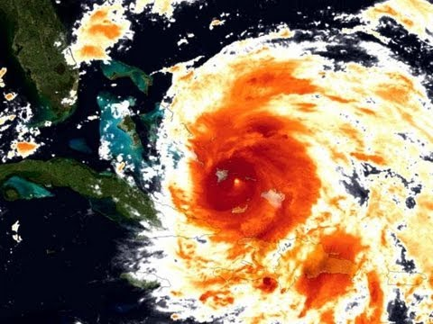 HAARP: Hurricane Irene To Destroy East Coast & Wall Street!!!