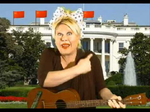Victoria Jackson New Version of Communist Living in White House - 9/4/2011