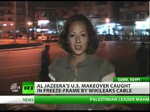 Al-Jazeera - Mouthpiece for the US State Department?