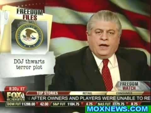Judge Napolitano: Holder Using Iran Assassination Plot To Distract From Fast & Furious Scandal