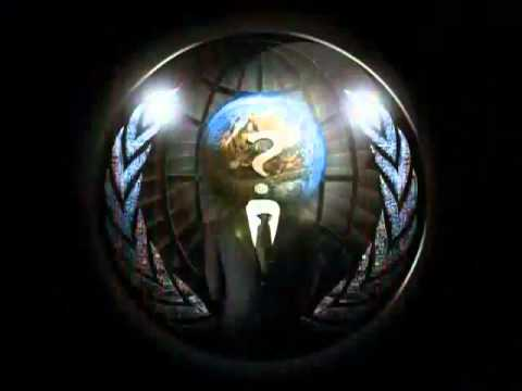 Anonymous - A Message To The World