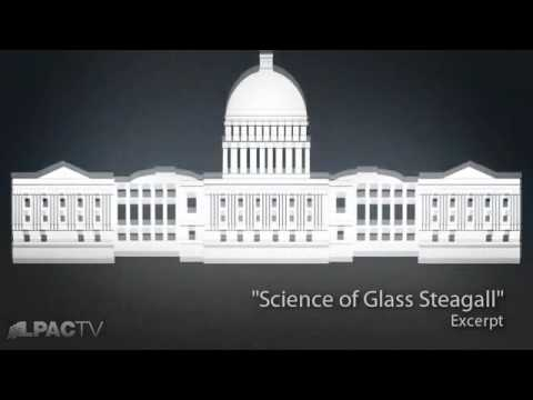 DESTROY THE EVIL ESTABLISHMENT  WITH A GLOBAL GLASS-STEAGALL SYSTEM