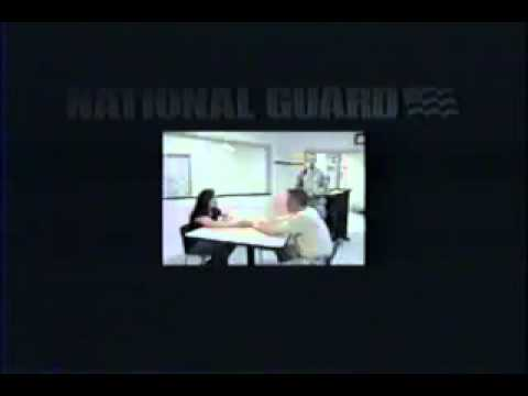 National Guard Ad for FEMA Prison Camp Positions