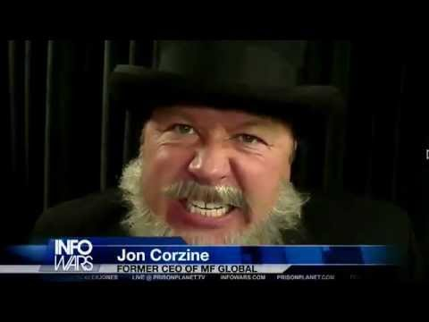 'Don Jon' Corzine Spills His Guts to Alex Jones - Infowars Nightly News