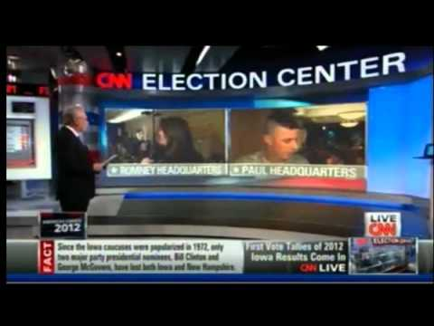 BLATANT CENSORSHIP by CNN of Soldier Supporting Ron Paul's Foreign Policy [PLEASE RE-POST NOW]