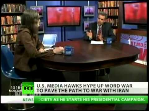 U.S Mainstream Media Brainwash Public To Attack Iran- Mind Control