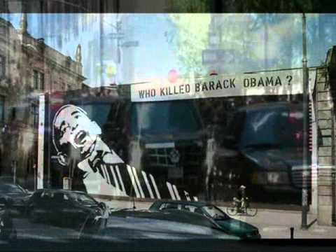 """In The President's Secret Service"" - President Obama Assassination Storyline Exposed"