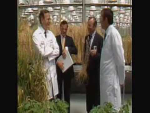 Bush sr. and Monsanto
