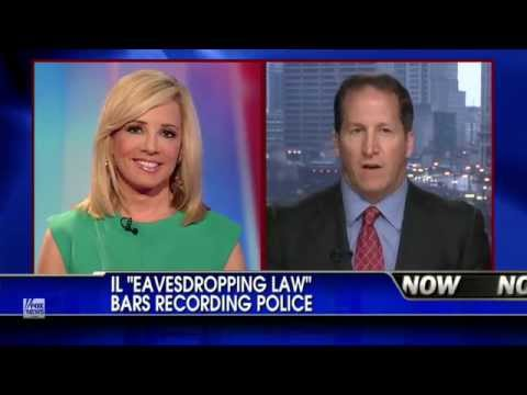 URGENT - 15 Yrs In Prison For Recording A Cop?? Illinois Law Under Fire