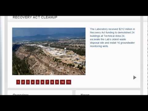 Update : Los Alamos National Laboratory Reverse 911Emergency Accident : Manhattan Project