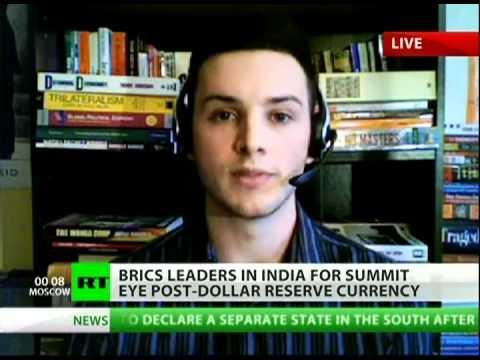 Bye-bye Dollar: BRICS doesn't trust the buck