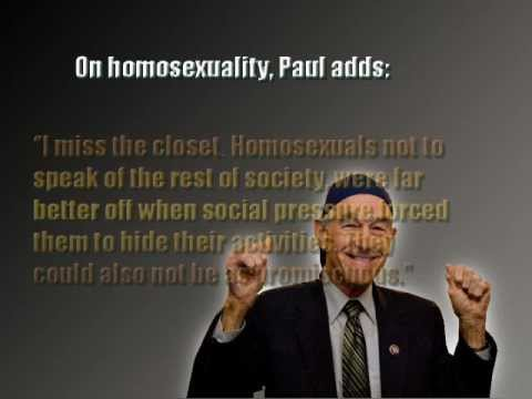 Ron Paul EXPOSED