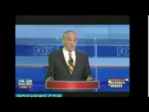 President Ron Paul vs Puppet Romney
