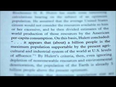 NCF depopulation Agenda 21 part 1