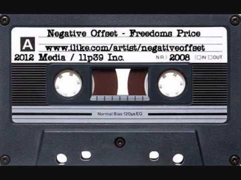 Negative Offset - Freedom's Price (2008 Demo Tape)