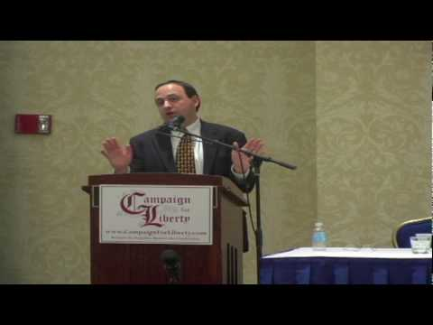 "Tom Woods: ""Nullification and State Resistance to Federal Tyranny"" Pt. 1"