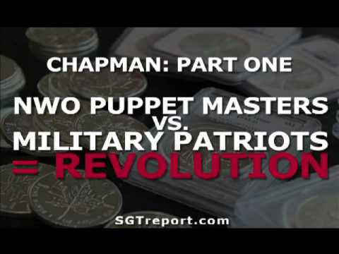 NWO Puppet Masters VS. Military PATRIOTS = Revolution
