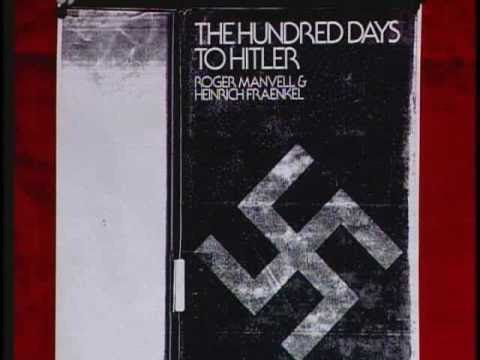 What are you views on Hitler ? And the Greman people in the  past war ?